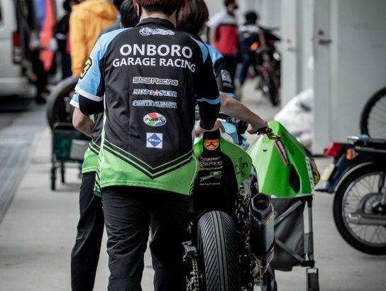 ONBORO GARAGE RACING 参戦報告